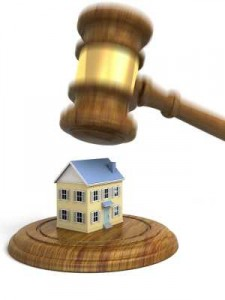 The Gavel Comes Down on Your Home