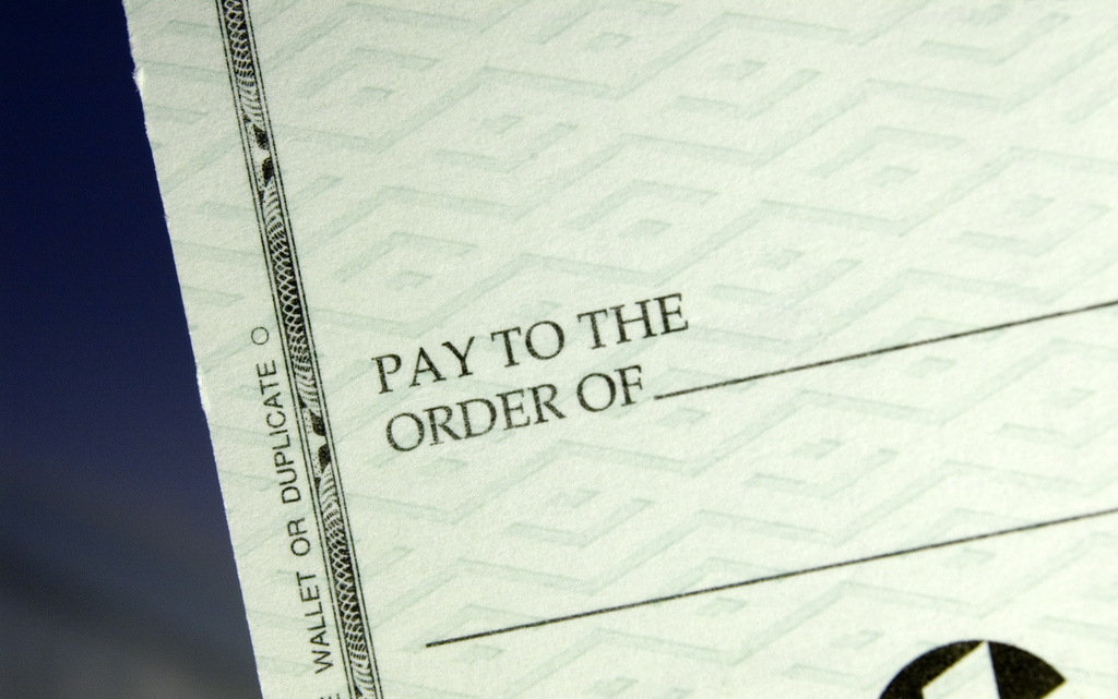 Chapter 13 Pay Order Fail - Pay-to-the-order-of