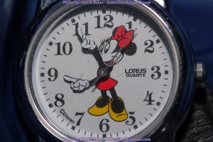 Minie Mouse Watch