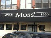 Street View of Moss'